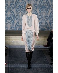 Tory Burch Fall 2013 Runway Look 13 - Lyst