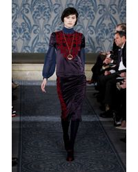 Tory Burch Fall 2013 Runway Look 21 - Lyst