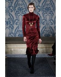 Tory Burch Fall 2013 Runway Look 26 - Lyst