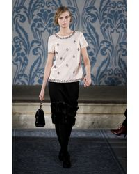 Tory Burch Fall 2013 Runway Look 36 - Lyst