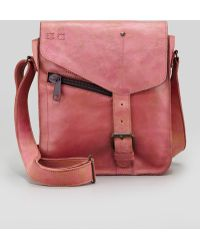 Bed Stu - Leather Crossbody Satchel - Lyst
