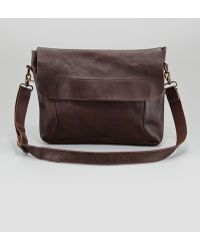 Bed Stu - London Leather Messenger Bag - Lyst