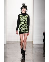 Jeremy Scott Fall 2013 Runway Look 20 - Lyst