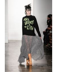 Jeremy Scott Fall 2013 Runway Look 21 - Lyst