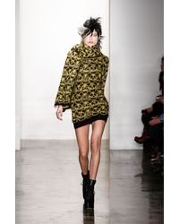 Jeremy Scott Fall 2013 Runway Look 26 - Lyst