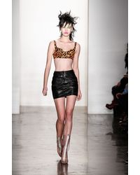 Jeremy Scott Fall 2013 Runway Look 31 - Lyst