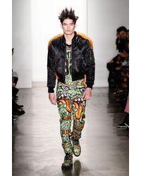 Jeremy Scott Fall 2013 Runway Look 42 - Lyst
