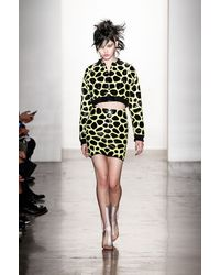 Jeremy Scott Fall 2013 Runway Look 44 - Lyst