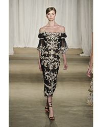 Marchesa Fall 2013 Runway Look 9 - Lyst