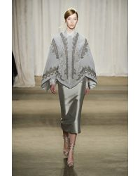 Marchesa Fall 2013 Runway Look 16 - Lyst