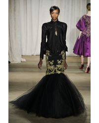 Marchesa Fall 2013 Runway Look 27 - Lyst