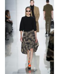 Michael Kors Fall 2013 Runway Look 33 - Lyst