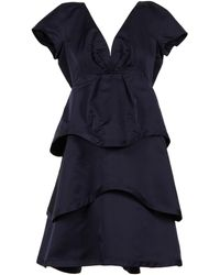 Marc Jacobs Short Dress - Lyst