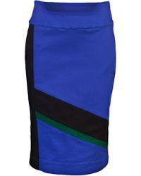 Preen By Thornton Bregazzi Graph Skirt - Lyst