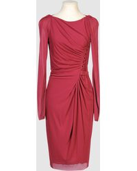 Rachel Roy 3/4 Length Dress - Lyst