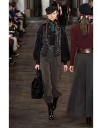 Ralph Lauren Fall 2013 Runway Look 28 - Lyst