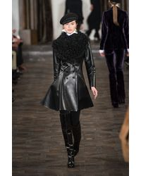 Ralph Lauren Fall 2013 Runway Look 36 - Lyst