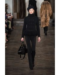 Ralph Lauren Fall 2013 Runway Look 37 - Lyst