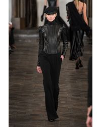 Ralph Lauren Fall 2013 Runway Look 42 - Lyst