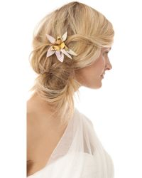 Lizzie Fortunato - The Desert Lily Hair Pin - Lyst