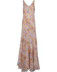 Theyskens' Theory Long Dresses - Lyst