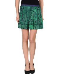 Gryphon - Mini Skirts - Lyst