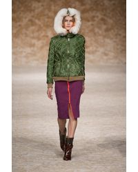 House Of Holland Fall 2013 Runway Look 20 - Lyst