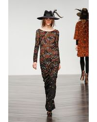 Issa Fall 2013 Runway Look 27 - Lyst