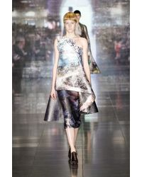 Mary Katrantzou Fall 2013 Runway Look 18 - Lyst