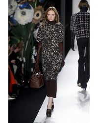 Mulberry Fall 2013 Runway Look 6 - Lyst