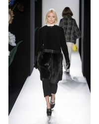 Mulberry Fall 2013 Runway Look 24 - Lyst