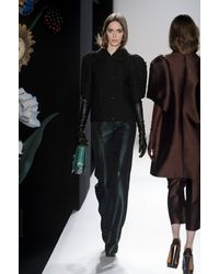 Mulberry Fall 2013 Runway Look 37 - Lyst