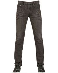 Dior Homme 19Cm Used Denim Jeans black - Lyst