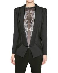 Gaowei+Xinzhan - Neoprene Tailored Jacket - Lyst