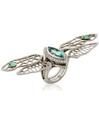Tomasz Donocik - Dragon Fly Ring - Lyst