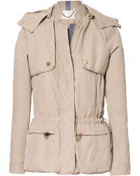 Zara Jacket with Combination Yoke - Lyst