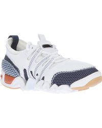 Adidas SLVR - Lace Up Trainer - Lyst