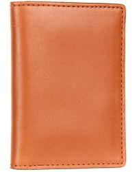 Jack Spade Vertical Flap Wallet - Lyst
