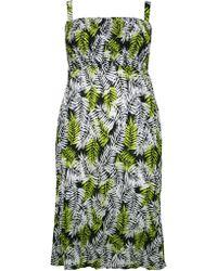 Ann Harvey   Pocket Maxi Dress   Lyst