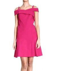 Emilio Pucci Shortsleeve Cotton Straps pink - Lyst
