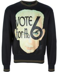 Jean Paul Gaultier - Vote For No 6 Jumper - Lyst