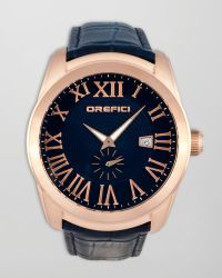 Orefici Watches | Classico Watch | Lyst