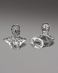 Robin Rotenier - Spiderman Bust Cuff Links - Lyst