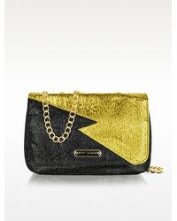 Betsey Johnson - Lightning Strikes Shoulder Bag - Lyst