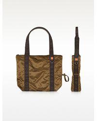 Giorgio Fedon Airlines Foldable Medium Tote Bag