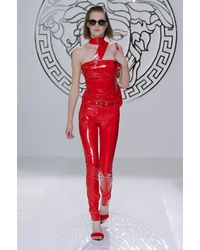 Versace Fall 2013 Runway Look 40 - Lyst