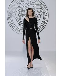 Versace Fall 2013 Runway Look 48 - Lyst