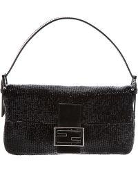 Fendi Baguette Shoulder Bag - Lyst