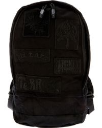 KTZ | Solid Embro Patch Backpack | Lyst