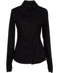Divina - Long Sleeve Shirts - Lyst